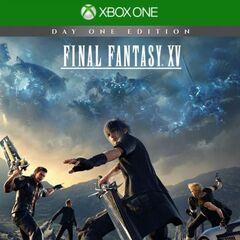 US Xbox One boxart.