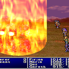 Ultima1 cast on the enemy party in <i><a href=