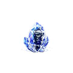 Gabranth's Memory Crystal II.
