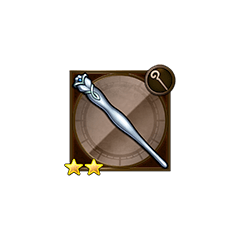 Mythril Mace.