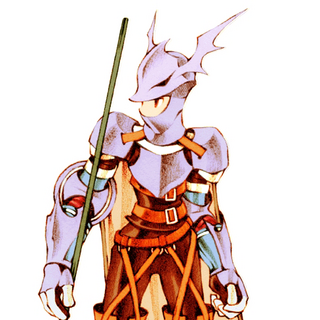 Male Dragoon.