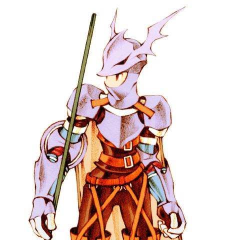 Male Dragoon.