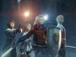 Guerrieri della Luce FFIII