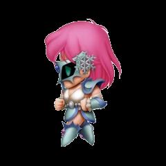 Lenna as Gladiator.
