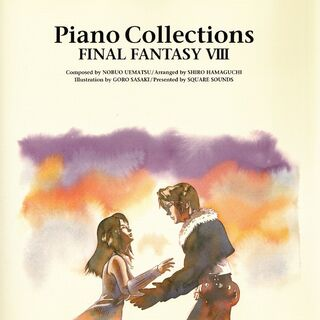 <i>Final Fantasy VIII Piano Collection Sheet Music</i>.