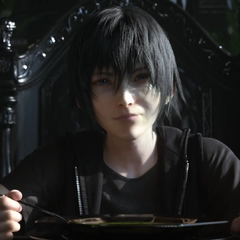A young Noctis.