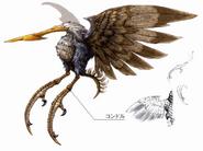 Condor Artwork X