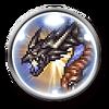FFRK Bahamut Icon
