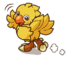 LINE Chocobo Sticker40