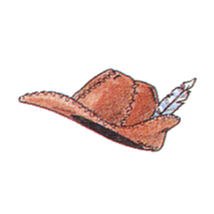 Concept art of Leather Cap from <i><a href=