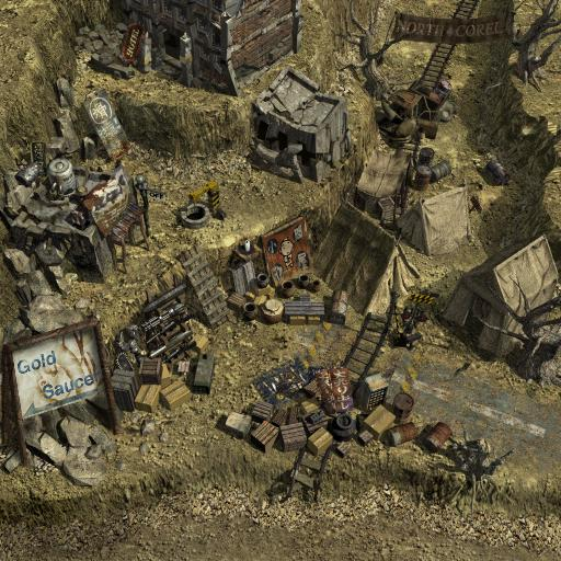 Ff7 Karte.North Corel Final Fantasy Wiki Fandom Powered By Wikia
