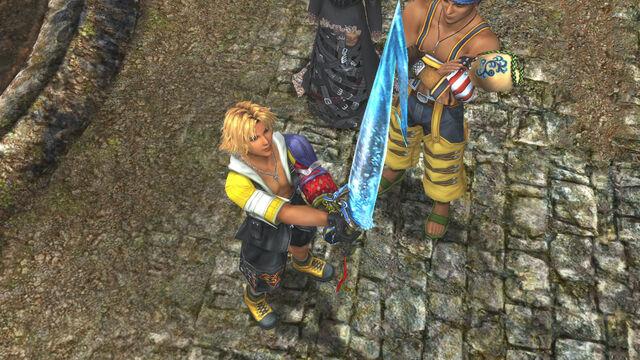File:Tidus receiving Brotherhood.jpg