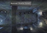 Ultimecia Castle Waterway Rosetta Stone from FFVIII Remastered