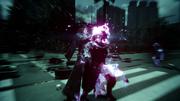 Ardyn battle gameplay in FFXV Episode Ardyn