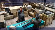 Cartanica equipment shop in FFXV