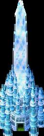 FFIII DS - Crystal Tower Render