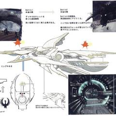 <i>Setzer</i> early battle concept.
