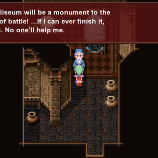 The old man (iOS/Android/PC).