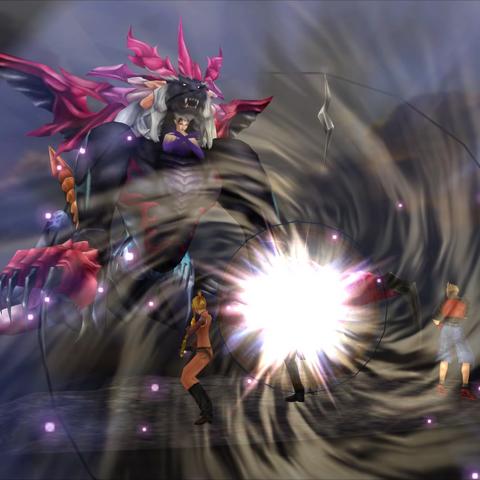 Helix attacks.