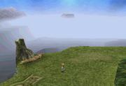 Mist continent above mist