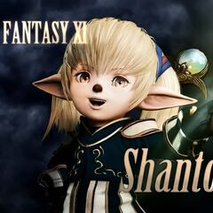 Shantotto in the <i>Dissidia Final Fantasy</i> 11.26 trailer.