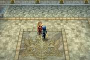 Baron Castle Courtyard