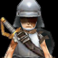 Blank na armadura de Kohel.