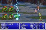 FFII Thunder3 GBA