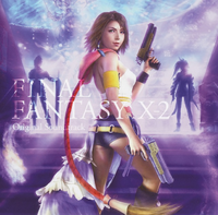 FFX-2 HD OST Front