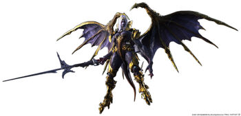 The Second Coil of Bahamut - Turn 4 | Final Fantasy Wiki