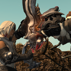 Arbert versus Thancred.