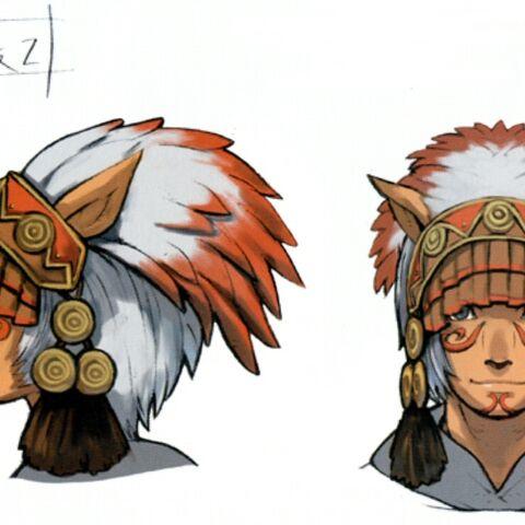 Concept art of Jakoh Wahcondalo.