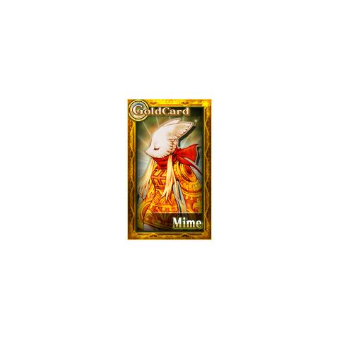 Female card.