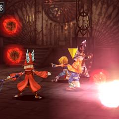 Meteorite in <i>Final Fantasy IX</i>.