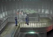 Missile base iron clad