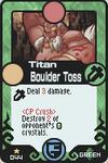 Boulder Toss (Card)