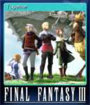 FFIII Steam Card Together