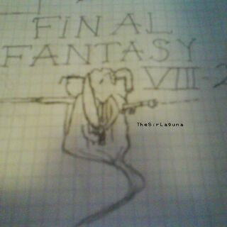 Final Fantasy VIII-2 Logo, a guy can dream can't he?
