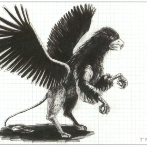 Concept artwork of the Griffon.