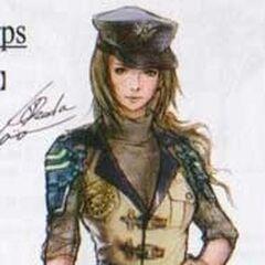 Guardian Corps woman.