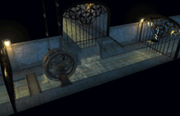 Weapons Monthly May issue in Deling City Sewers from FFVIII R