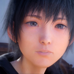 Young Noctis.