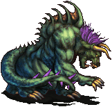 FFII King Behemoth psp