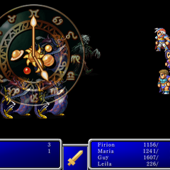 <i>Final Fantasy II</i> (iPod).