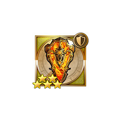 Flame Shield in <i>Final Fantasy Record Keeper</i> [FFV].