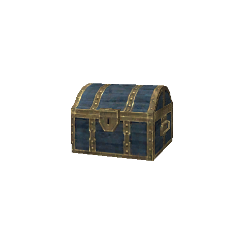 Blue Treasure Casket.