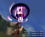 FFX Banishing Blade