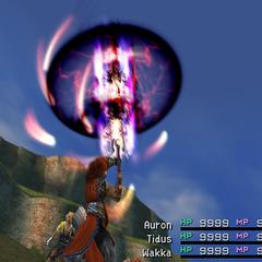 <i>Final Fantasy X</i>.