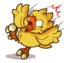 LINE Chocobo Sticker16