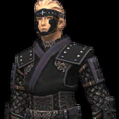 Ninja's garb<br />Hachiya garb